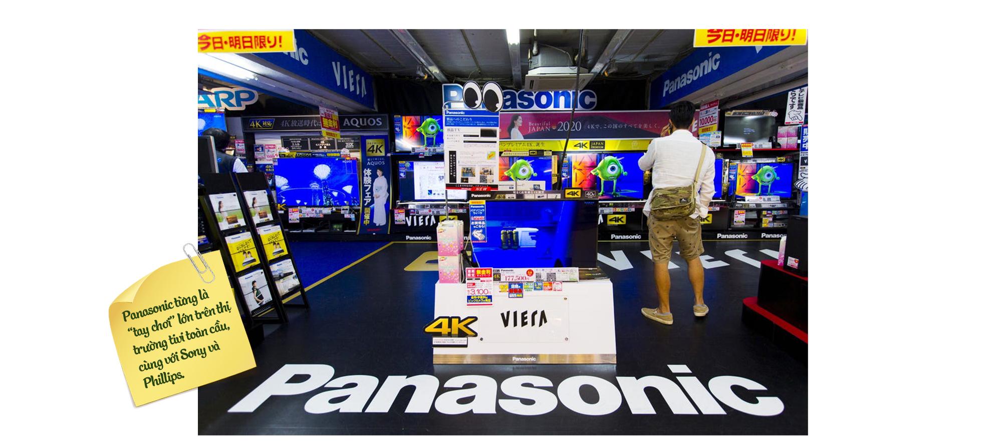 Kế hoạch hồi sinh Panasonic của CEO mới