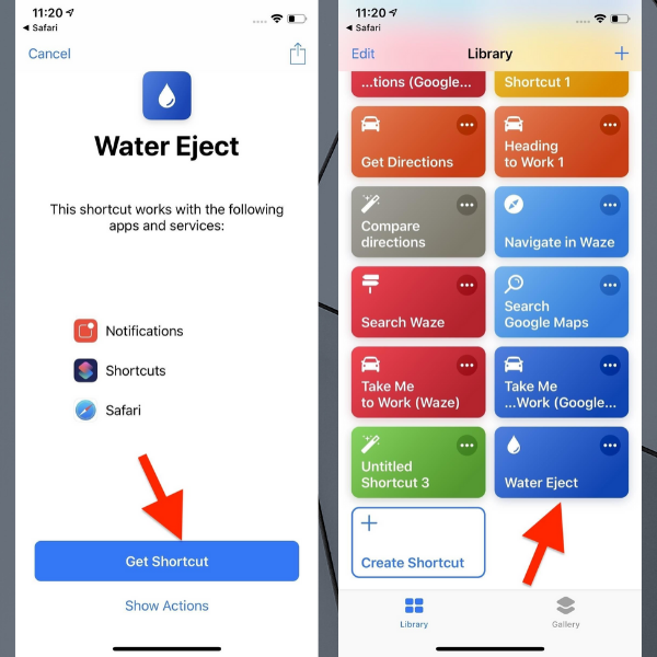 Hướng dẫn đẩy nước ra khỏi loa iPhone bằng app âm trầm
