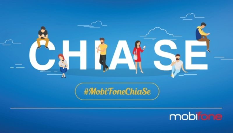 MobiFone với hành trình 'Chia sẻ' kết nối tình người