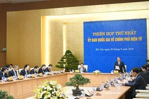 Ủy ban quốc gia về Chính phủ điện tử được bổ sung 2 thành viên