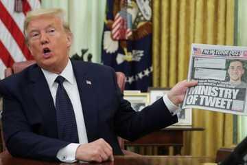 Tổng thống Trump ký lệnh nhằm vào các công ty mạng xã hội