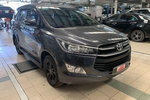 Thị trường ô tô sôi động trở lại, giá xe tiếp tục giảm