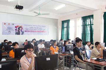 157 thí sinh dự vòng loại quốc gia cuộc thi thiết kế đồ họa ACAWC 2020