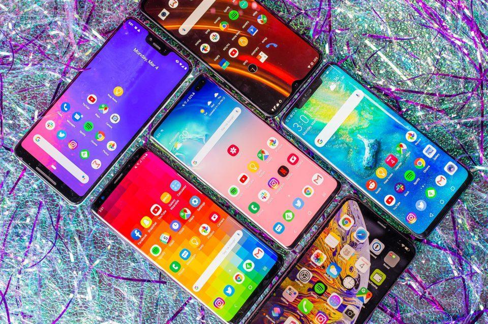 Quý I/2020, doanh số smartphone toàn cầu giảm 20%