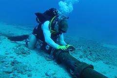 Đã có lịch sửa cáp quang biển quốc tế APG