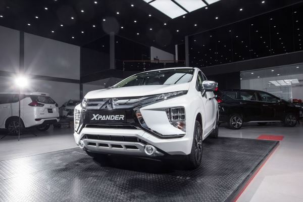 Mitsubishi Xpander 2020 chưa được lắp ráp trong nước