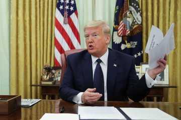 Chính quyền Tổng thống Trump bị kiện vì sắc lệnh mạng xã hội