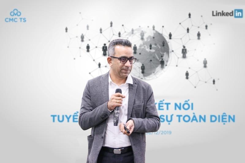 CMC TS Linkedin trở thành đối tác, cung cấp giải pháp kết nối tuyển dụng và quản lý nhân sự toàn diện