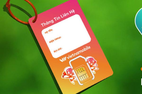 Vietnamobile ra mắt thẻ SIM có thể tái sử dụng
