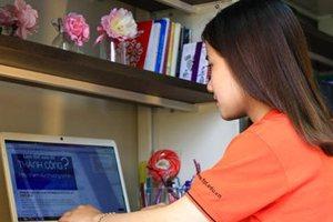 Hà Nội khảo sát chất lượng học sinh lớp 12 trên phần mềm Hanoi Study