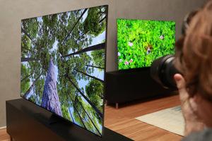 """Samsung và LG chấm dứt """"cuộc chiến TV"""""""