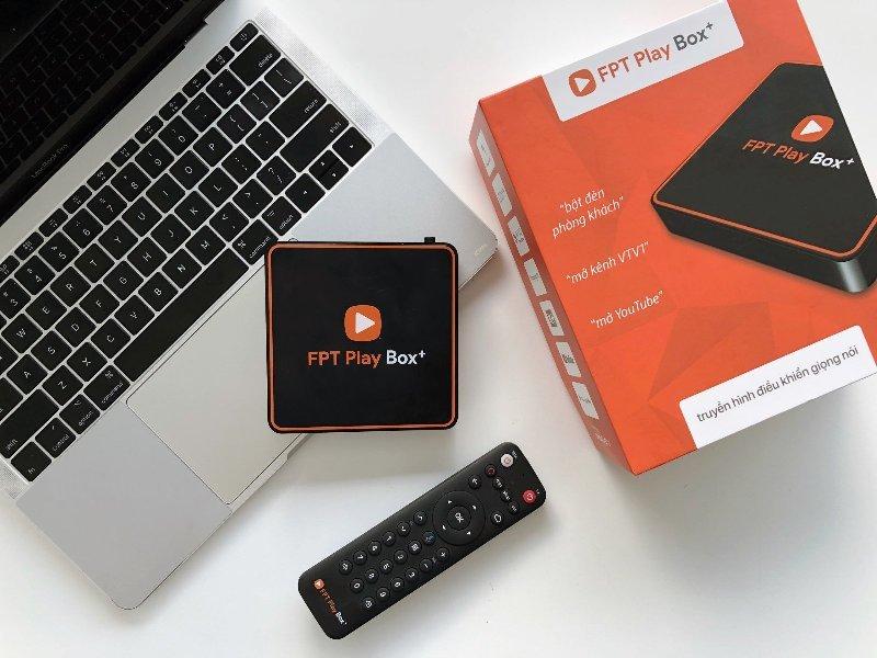 Ra mắt FPT Play Box+ 2020 - Gấp đôi cấu hình phần cứng, sử dụng hệ điều hành Android TV 10