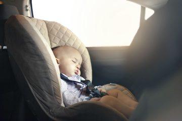 Ứng dụng giúp người lớn không bỏ quên trẻ trong ô tô