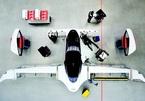 Thông số taxi bay của Đức mới nhận đầu tư