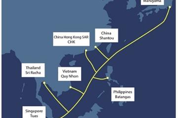 NEC xây cáp ngầm 9.400km nối khu vực Đông Á – Đông Nam Á