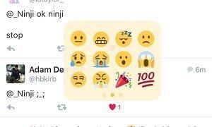 Twitter đang phát triển bộ reaction giống Facebook?