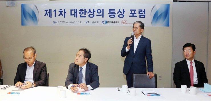 Các công ty Hàn Quốc được khuyến cáo giảm sự phụ thuộc vào Trung Quốc