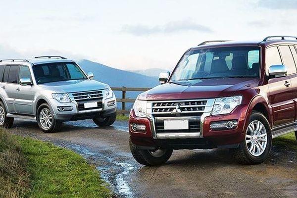 Mitsubishi Việt Nam triệu hồi loạt xe Pajero và Lancer
