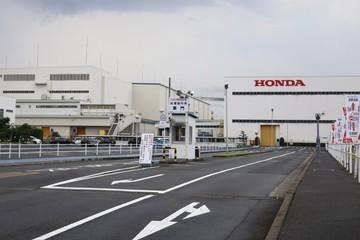 Nổ tại nhà máy Honda Nhật Bản, hai người bỏng nặng