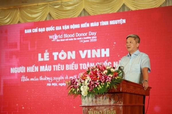 Kỹ sư trẻ của MobiFone có mặt trong đội ngũ 100 người hiến máu tiêu biểu năm 2020