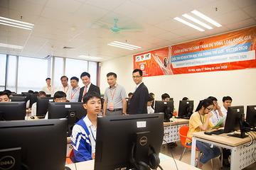 120 học sinh, sinh viên dự chung kết quốc gia Tin học văn phòng 2020