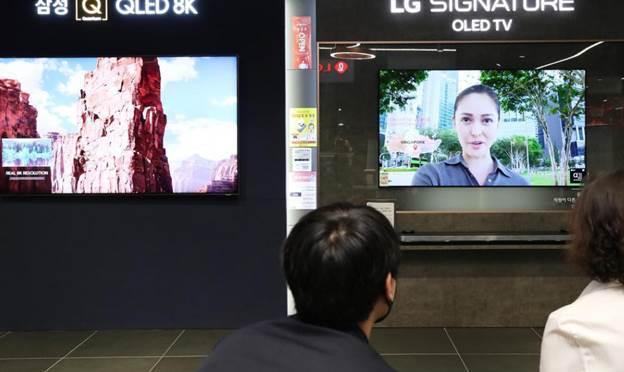 Trung Quốc vượt xa Hàn Quốc về thị phần TV toàn cầu trong quý 2/2020