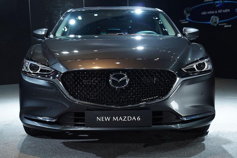 Những công nghệ nổi bật vừa được nâng cấp trên Mazda6 mới