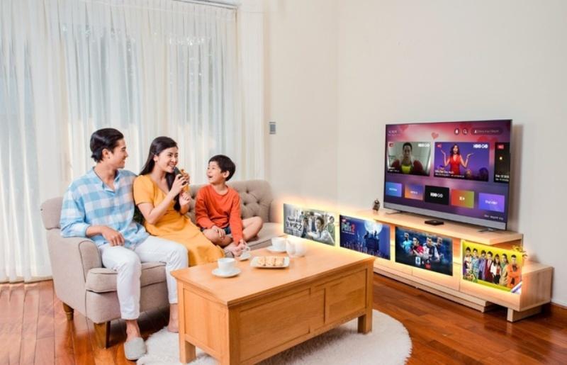 Truyền hình OTT ngày càng thu hút nhiều hộ gia đình