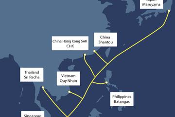 Viettel đầu tư tuyến cáp quang biển có dung lượng lớn nhất Việt Nam