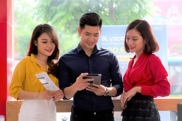 Hưởng chiết khấu 5% khi thanh toán online cùng Mobifone