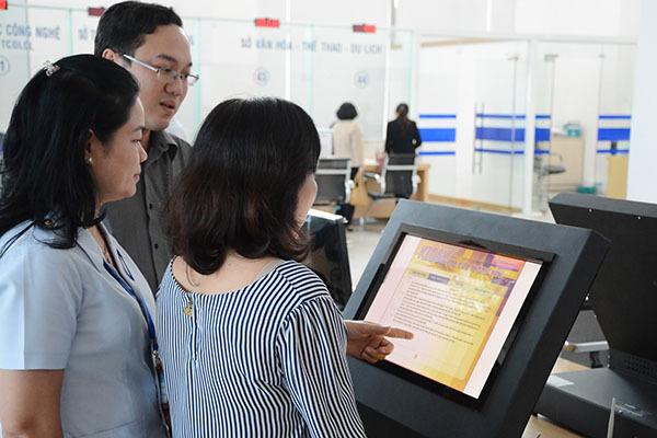 Thêm tỉnh Bình Dương cán mốc 30% dịch vụ công trực tuyến mức 4