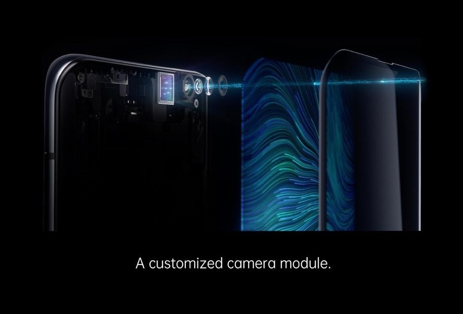 Smartphone có camera dưới màn hình sẽ sớm bán tại Việt Nam?