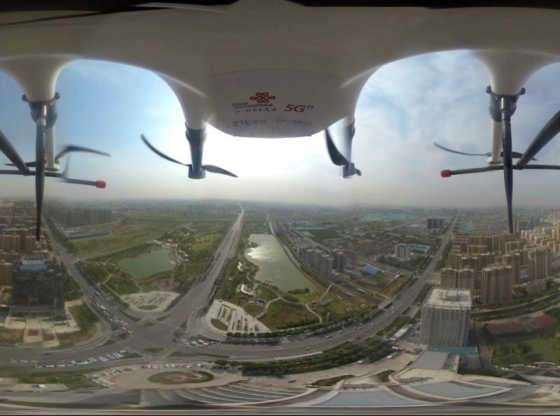 Giảithưởngcôngnhậnthànhcôngứngdụng UAV5G