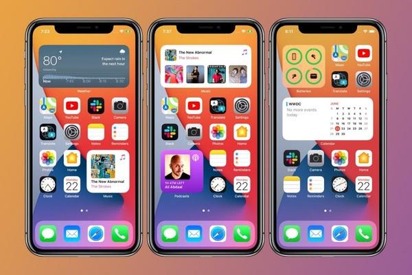 Hướng dẫn sử dụng widget trên iOS 14