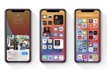 """Những tính năng iOS 14 """"copy"""" từ Android"""