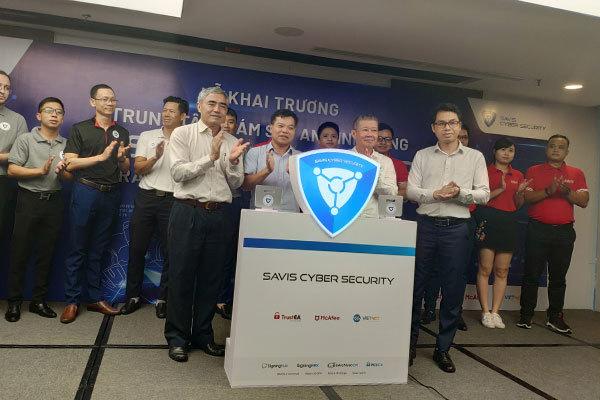 SAVIS khai trương Trung tâm Giám sát An ninh mạng SAVIS Cyber Security