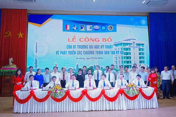 Bảy trường đại học kỹ thuật tại Việt Nam thống nhất phát triển chương trình đào tạo