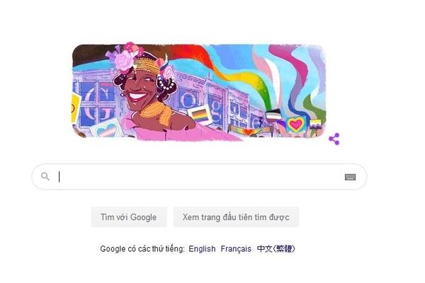 Marsha P. Johnson, nhân vật được Google vinh danh hôm nay là ai?
