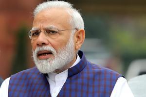 Thủ tướng Ấn Độ xóa tài khoản Weibo