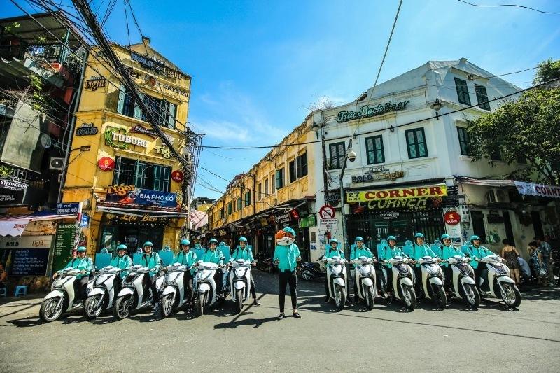 Review BAEMIN - 'Tân binh' vàng trong 'làng' app giao đồ ăn vừa cập bến Hà Nội