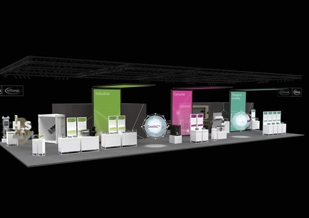 Infineon ứng dụng công nghệ trực tuyến cho triển lãm thương mại