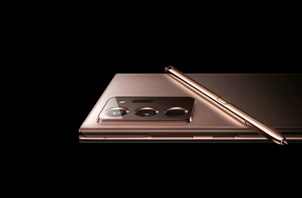Samsung Galaxy Note 20 ra mắt trực tuyến ngày 5/8