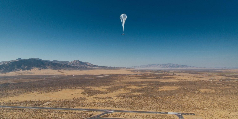 Dịch vụ Internet khinh khí cầu được triển khai ở Kenya