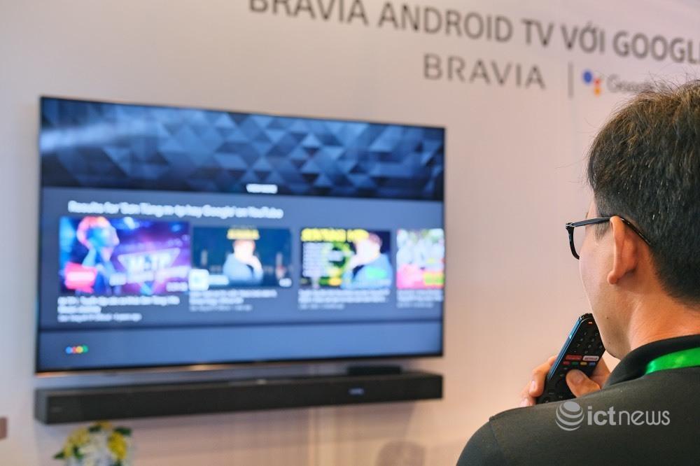 Nhu cầu TV màn hình lớn tăng mạnh tại Việt Nam