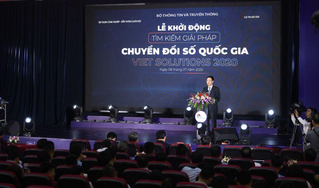 Tìm giải pháp chuyển đổi số để Việt Nam phát triển thịnh vượng