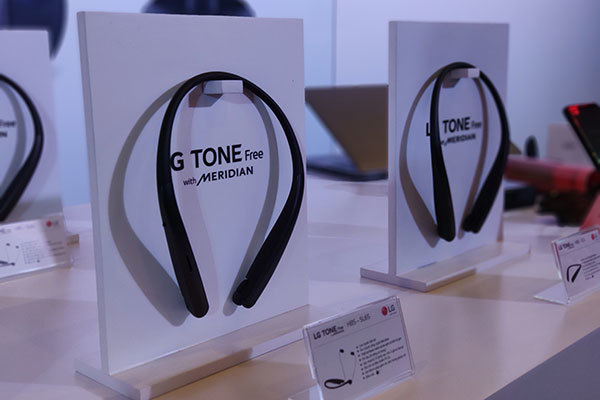 LG tung ra loạt tai nghe không dây, loa kéo vào Việt Nam