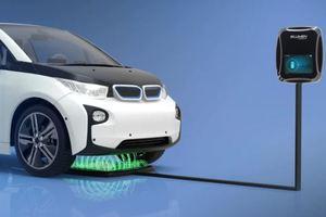 Xe điện đã có công nghệ sạc không dây