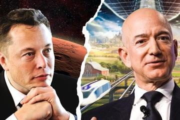 Internet vệ tinh của Amazon cạnh tranh với SpaceX của Elon Musk