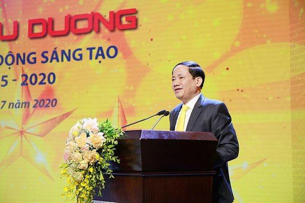 """""""Lao động giỏi, lao động sáng tạo đã giúp Vietnam Post đổi mới thành công"""""""