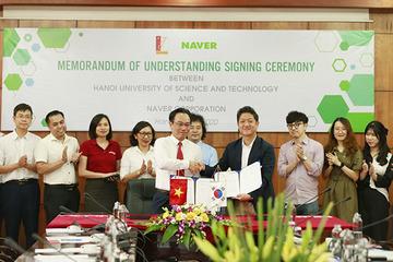 ĐH Bách khoa Hà Nội cùng tập đoàn công nghệ Hàn Quốc triển khai đào tạo AI